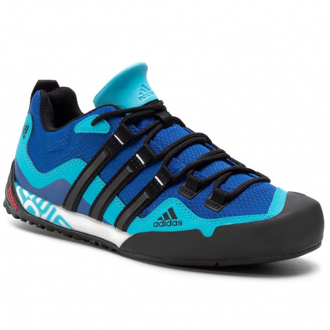 Footwear adidas - Terrex Swift Solo FX9324 Team Royal Blue/Core Black/Signal Cyan