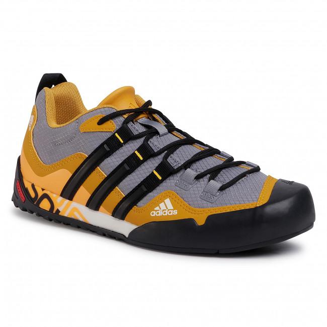 Footwear adidas - Terrex Swift Solo FX9325 Grey Three/Core Black/Legacy Gold