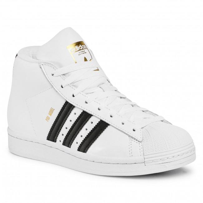 Footwear adidas - Pro Model J FV5724 Ftwwht/Cblack/Gold.F