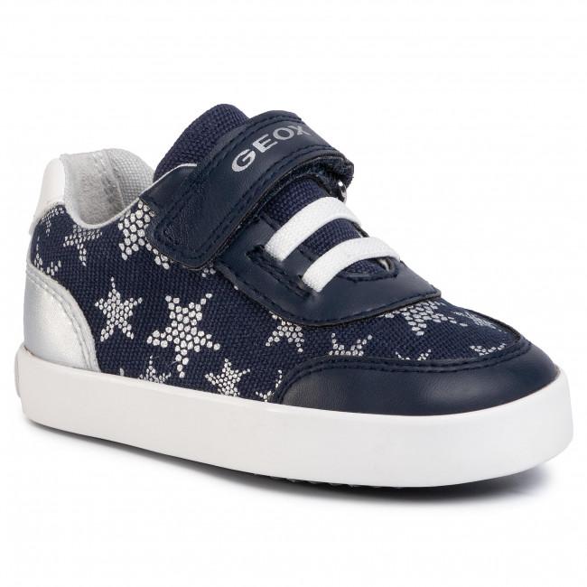 Sneakers GEOX - B Gisli G. A B021MA 05410 C0673 M Navy/Silver