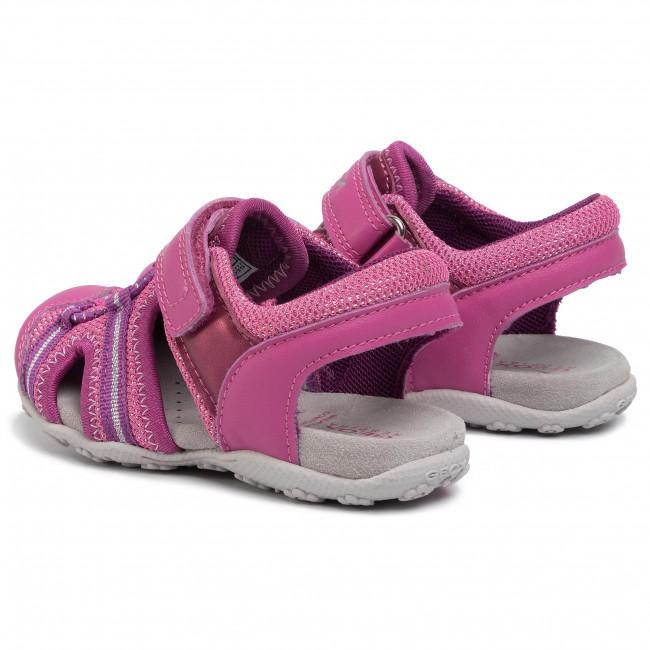 Sandals GEOX B Sand Roxanne B B02D9B 0BCEW C8230 S FuchsiaPink W7EFV