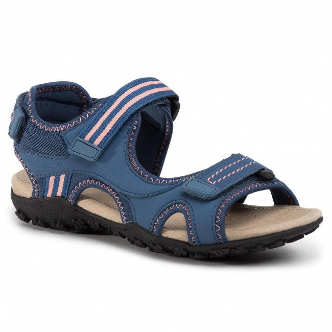 Sandals GEOX D.Sand. Strel A D0225A 0EK15 C4008 Denim UtZ20