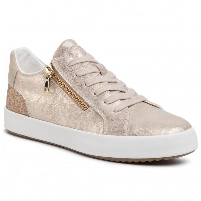 Cuerpo garrapata mineral  Sneakers GEOX - D Blomiee A D026HA 0PVEW C2012 Lt Gold - Sneakers - Low  shoes - Women's shoes | efootwear.eu