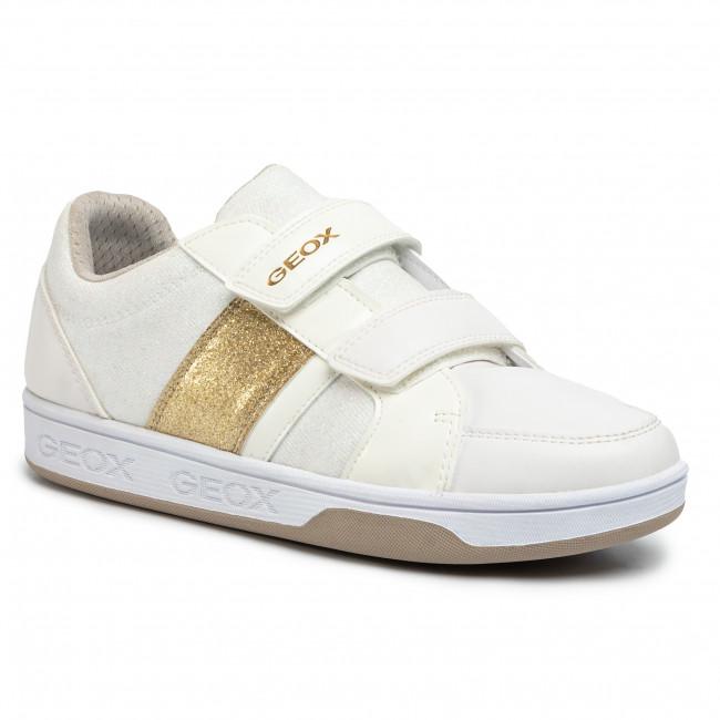 Sneakers GEOX J Maltin G. A J0200A 0NFKC C0588 D WhitePlatinum