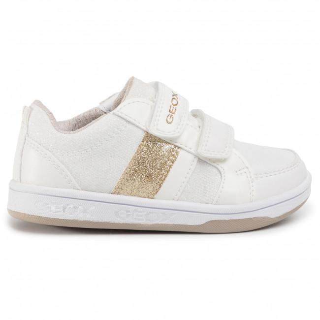 Sneakers GEOX J Maltin G.A J0200A 0NFKC C0588 M WhitePlatinum