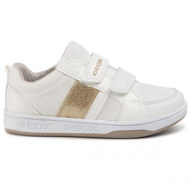 Sneakers GEOX J Maltin G.A J0200A 0NFKC C0588 S WhitePlatinum