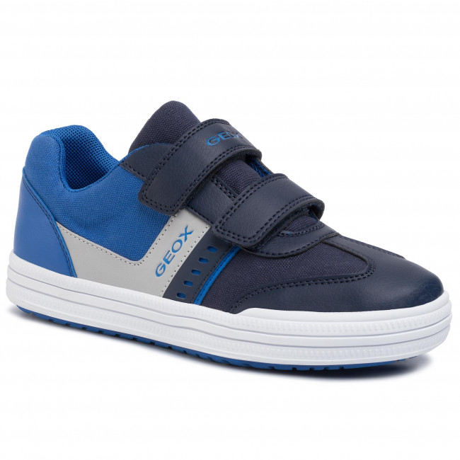 Mejor Comprensión Culpable  Sneakers GEOX - J Elvis B J02A4B 0BU10 C4226 D Navy/Royal - Velcro - Low  shoes - Boy - Kids' shoes | efootwear.eu