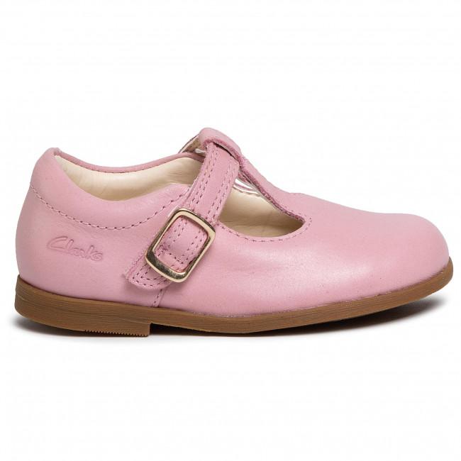 Drew Shine T 261495116 Dusty Pink Lea
