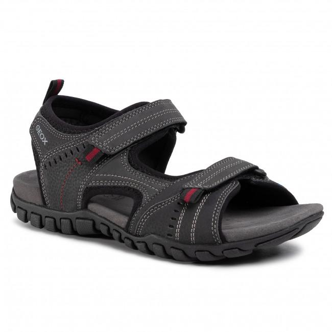 Sandals GEOX U Sand. Mito B U02Q2B 0BC50 C9999 Black imuJe