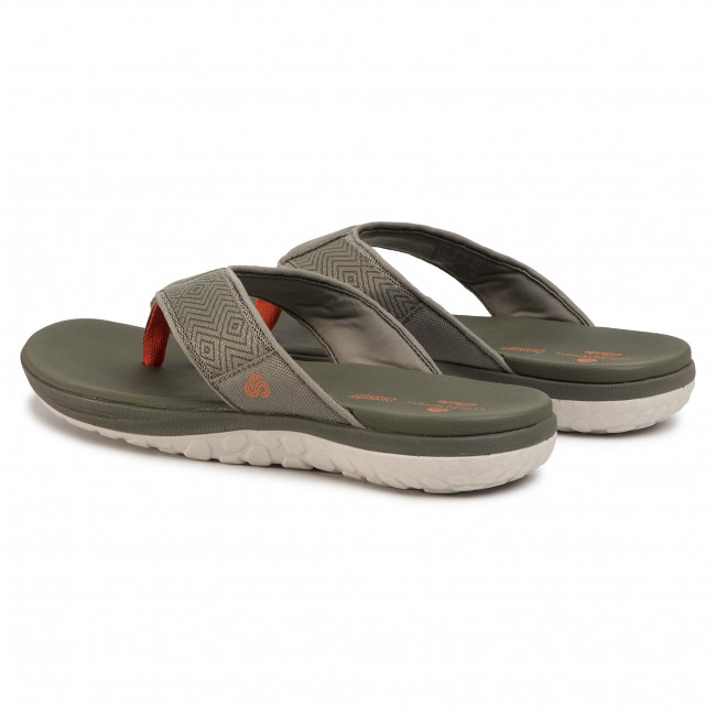 patrocinador Intercambiar error  Slides CLARKS - Step Beat Dune 261489647 Dusty Olive - Flip-flops - Mules  and sandals - Men's shoes | efootwear.eu