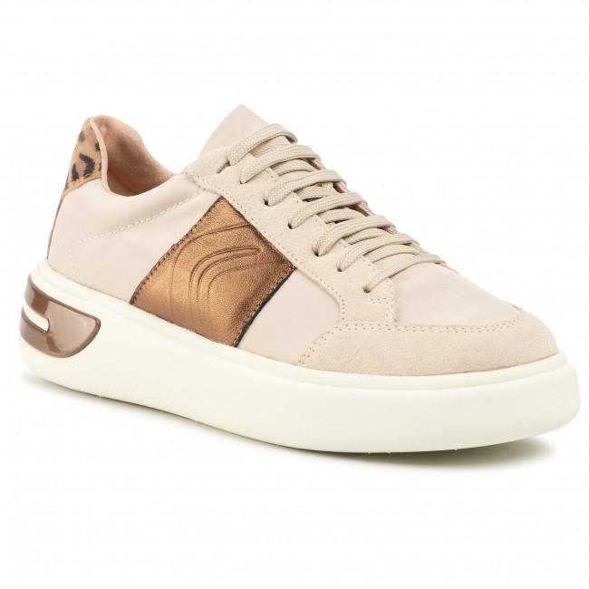 Sneakers GEOX - D Ottaya F D92BYF 01122