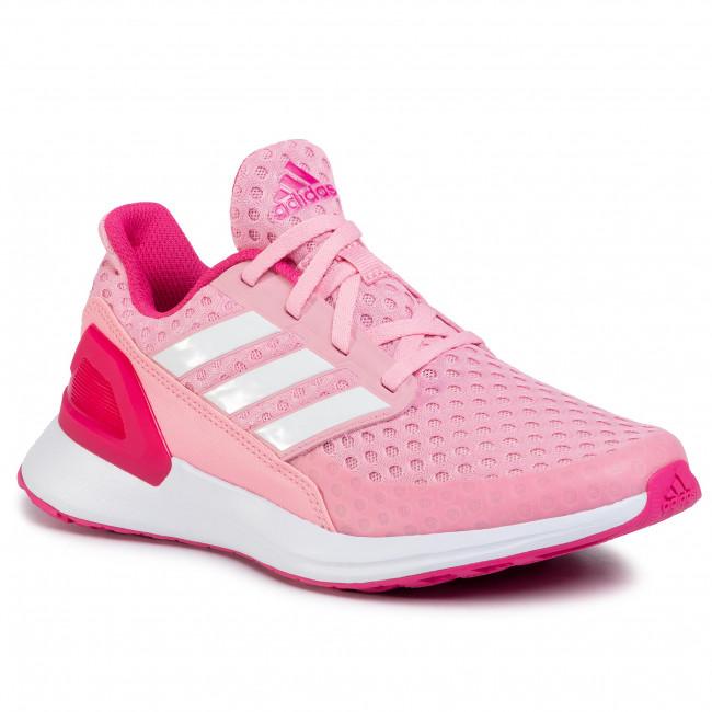 Shoes adidas RapidaRun J EF9245 LtpinkFtwwhtReamag
