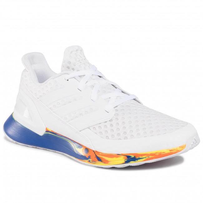 Shoes adidas RapidaRun J EF9246 FtwwhtFtwwhtRoyblu