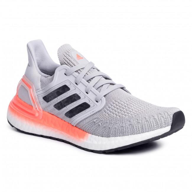 Shoes adidas Ultraboost 20 W EG0719 GretwoNgtmetSigcor