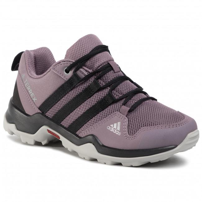 Peluquero masculino Simular  Shoes adidas - Terrex AX2R K EF2253 Legprp/Cblack/Gretwo - Laced shoes -  Low shoes - Boy - Kids' shoes   efootwear.eu
