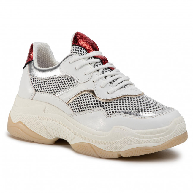Sneakers S.OLIVER - 5-23635-34 White Comb 110