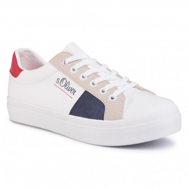 Sneakers S.OLIVER - 5-23621-24 White