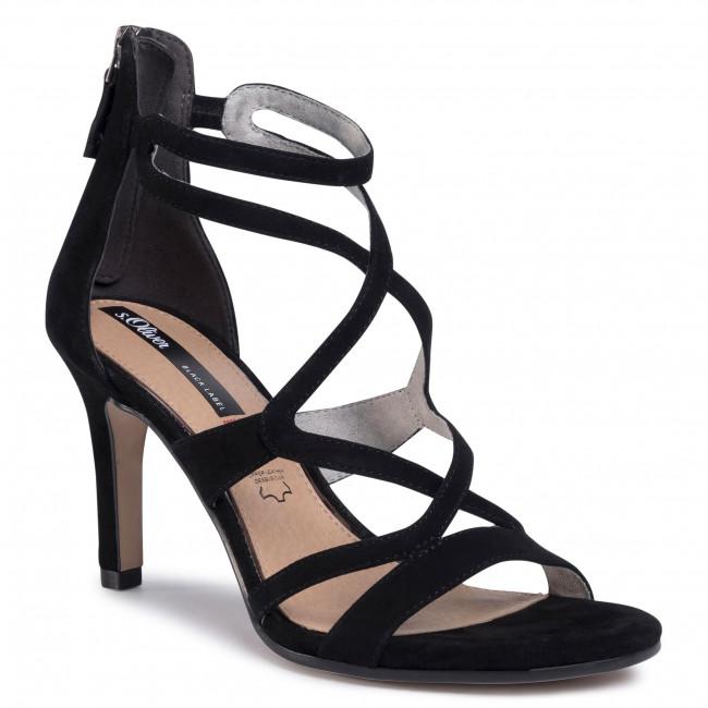 Sandals S.OLIVER - 5-28322-24 Black 001