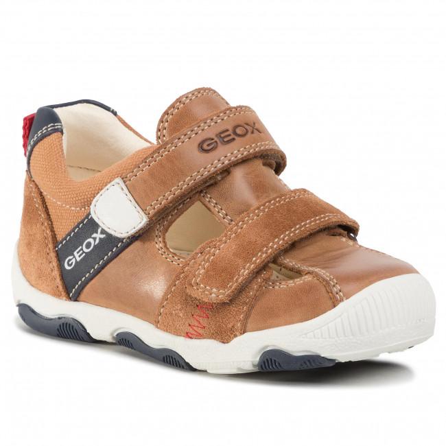 Shoes GEOX - B N.Balu' B. A B020PA 0CL10 C5102 Caramel