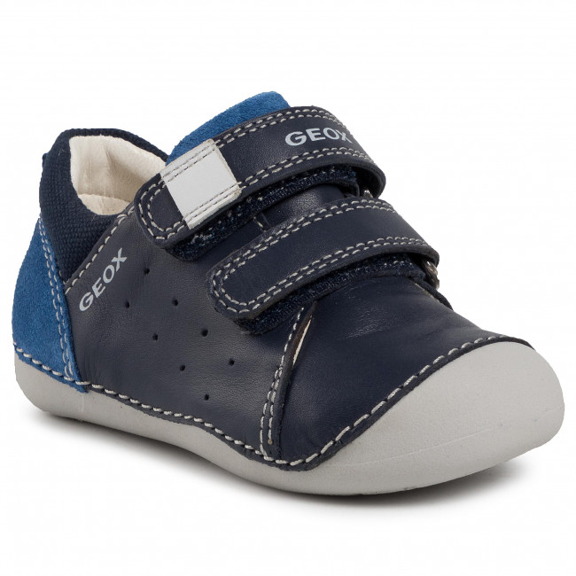 Shoes GEOX - B Tutim B. B B0239B 08522 C4226 Navy/Royal