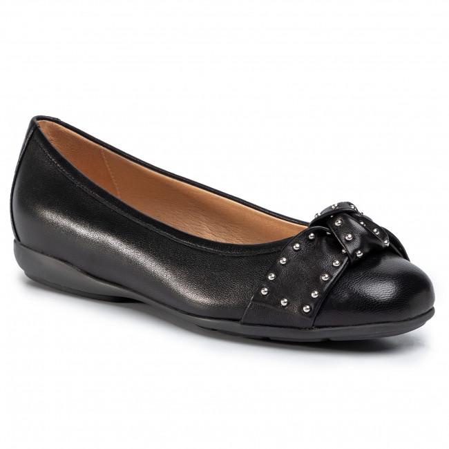 Flats GEOX - D Annytah A D027NA 000TU C9999  Black
