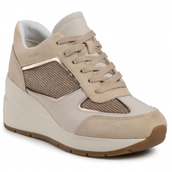 Sneakers GEOX - D Zosma A D028LA 0AS22