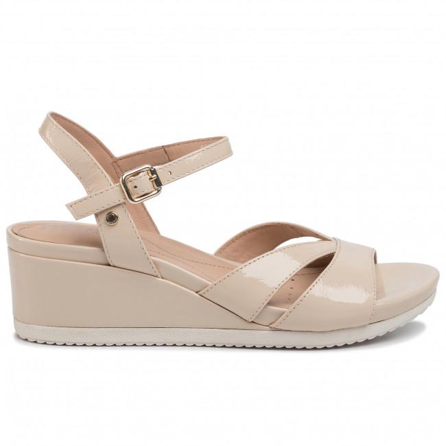 Sandals GEOX D Ischia C D02GTC 00067 C5004 Sand