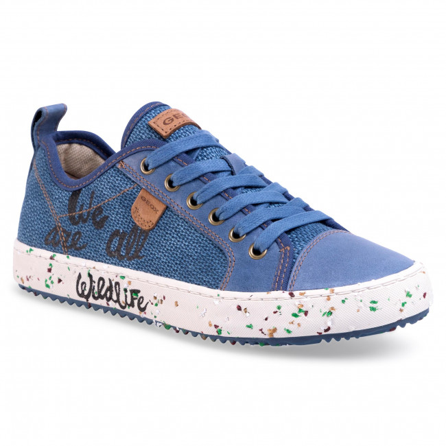 Sneakers GEOX J Alonisso B. G J022CG 010CL C4000 S Blue