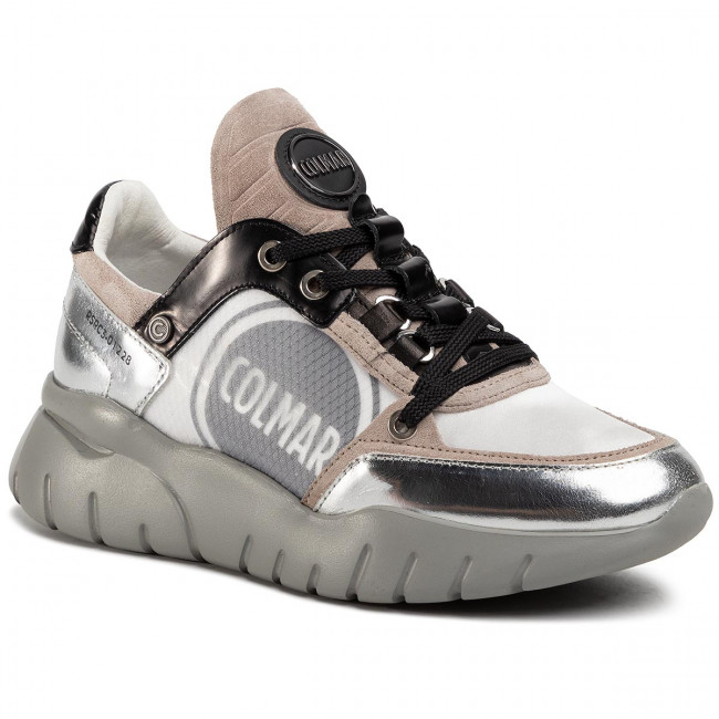 Sneakers COLMAR Supreme Diana 315 WhiteGrayBlack