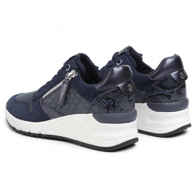 Sneakers TAMARIS 1 23702 24 Navy Comb 890