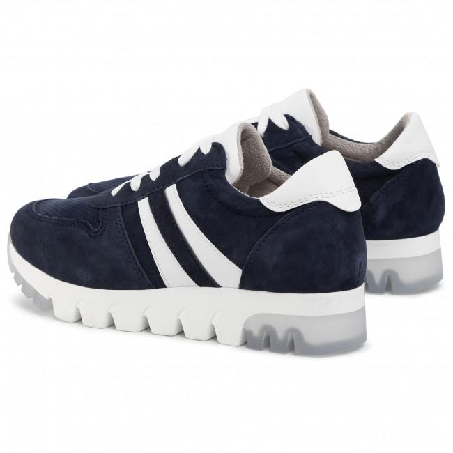 Sneakers TAMARIS 1 23749 24 Navy Suede 806