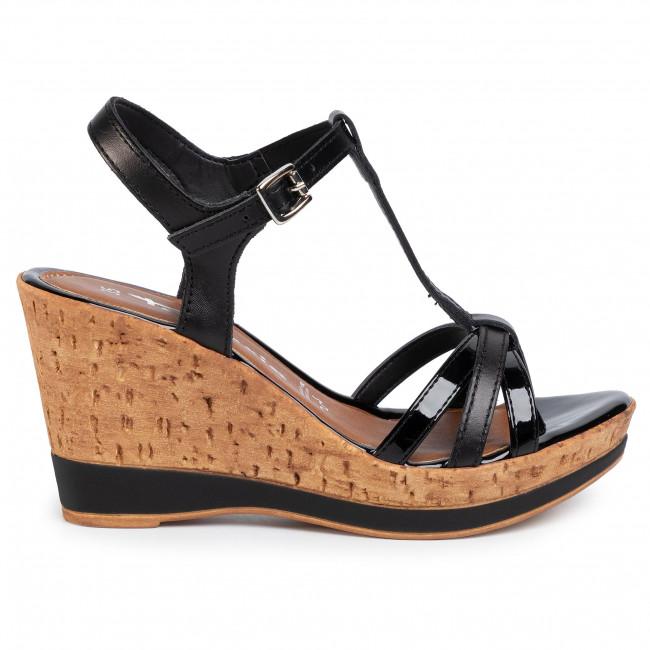 Sandals TAMARIS 1 28347 24 Black 001 1