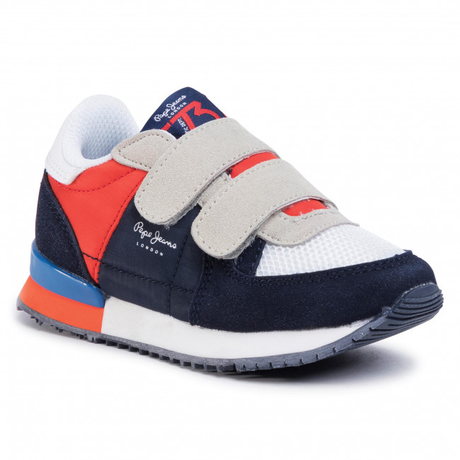 PBS30431 Pepe Jeans Sydney Basic Kids Shoes PN