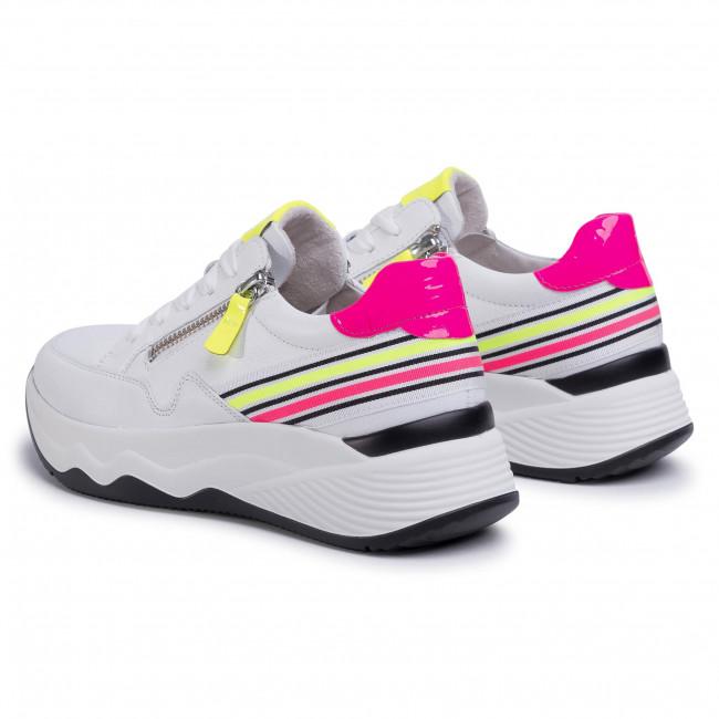 Sneakers GABOR 43.492.23 WiessNeonKombi
