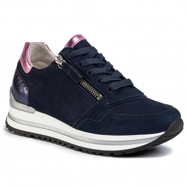 Sneakers GABOR 46.528.26 BlueRosa Sneakers Low shoes