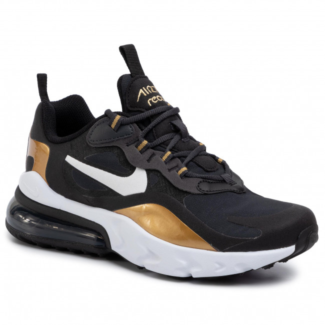 nike air max 270 gs trainers black white anthracite
