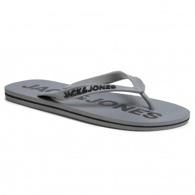 Slides JACK&JONES - Jfwlogo 12164907 Frost/Grey