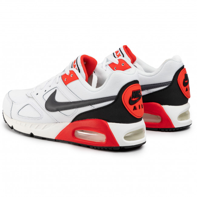 Shoes NIKE - Air Max Ivo CD1540 100 White/Dark Grey/Habanero Red