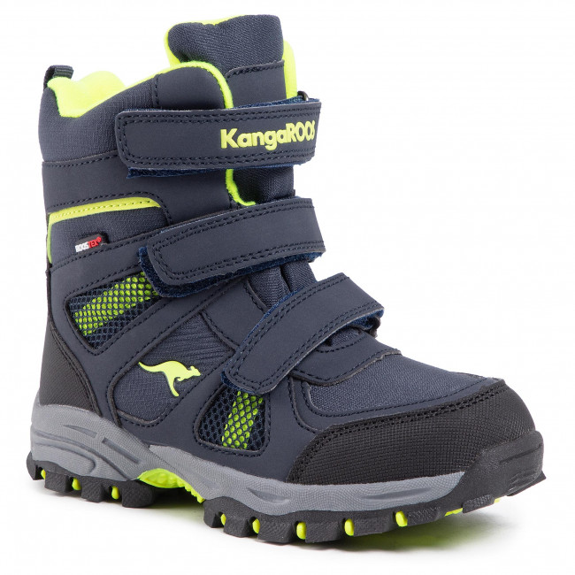 Snow Boots KANGAROOS K Rani Rtx 18302 000 4054 Dk NavyLime