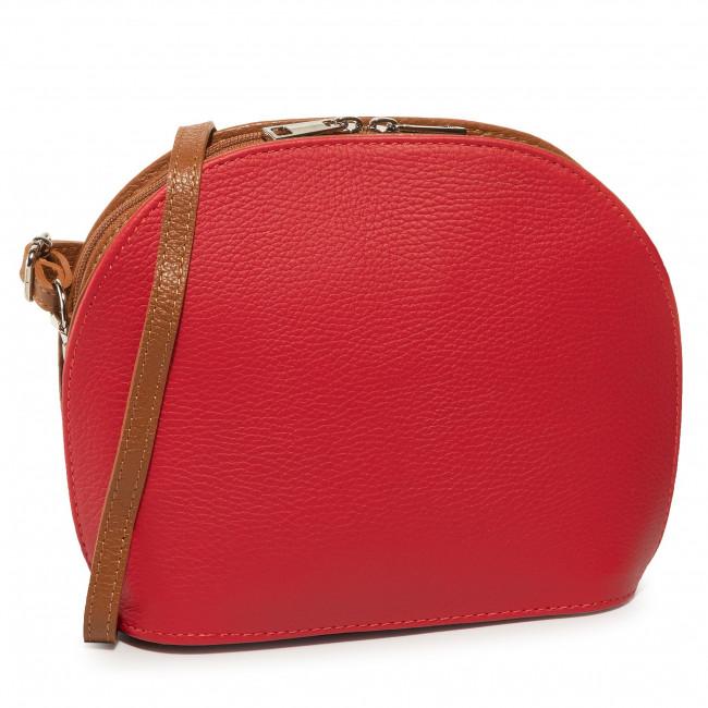Handbag CREOLE - K10703 Czerwony D58