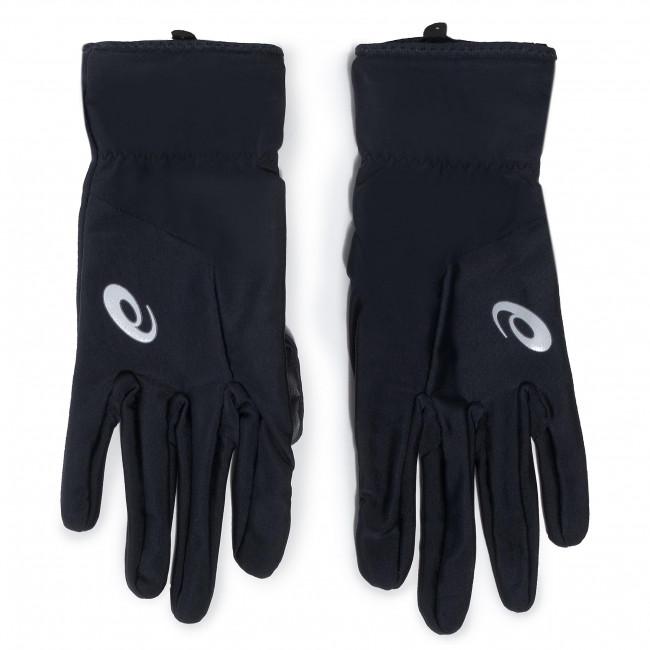 Men\'s Gloves ASICS - Running Gloves 3011A011 Performance Black 001