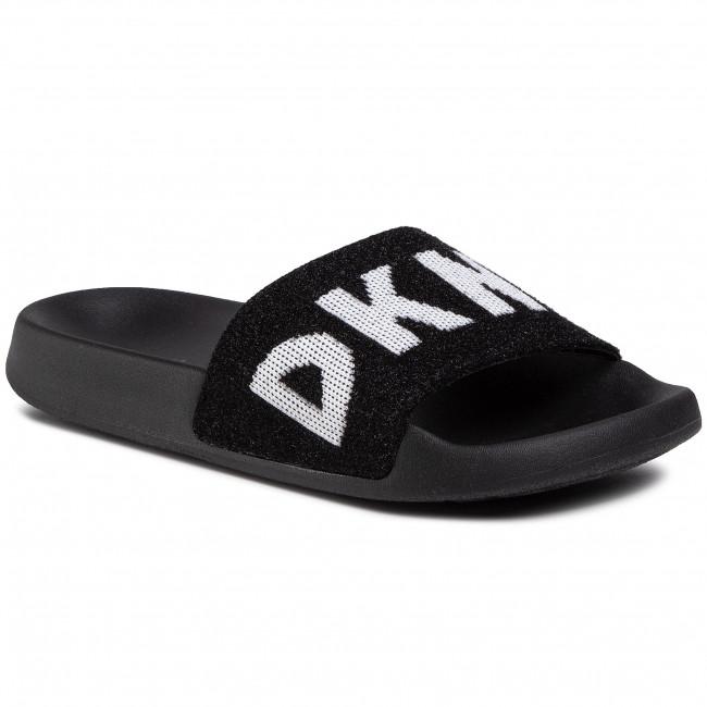 Slides DKNY - Zax K1031226 Logo Blk