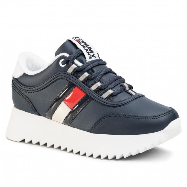 High Cleated Flag Sneaker EN0EN00784