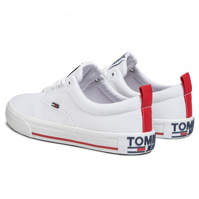tommy essential sneaker