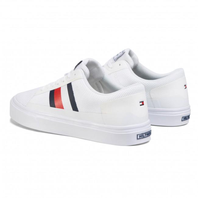 Lightweight Stripes Knit Sneaker
