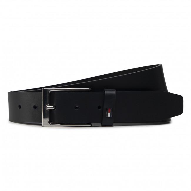 Men's Belt TOMMY HILFIGER Layton Leather 3.5 AM0AM05901