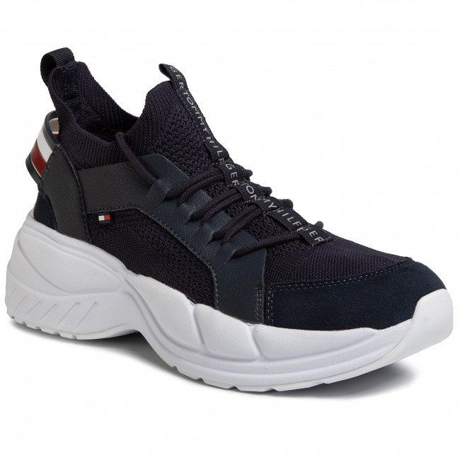 Sneakers TOMMY HILFIGER - Chunky Knit