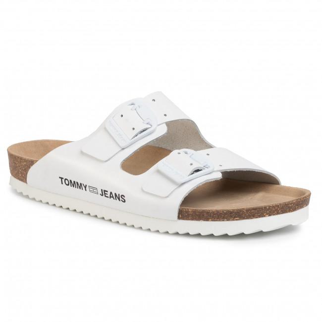 Flat Sandal EN0EN00835 White YBS