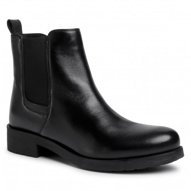 Chelsea boots GEOX - D Rawelle B D046RB 000TU C9999 Black