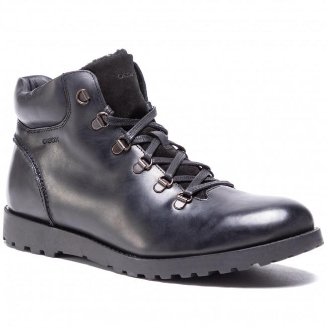 Boots GEOX - U Highland H U04R9H 0003C C9999 Black